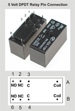 Relay electronics hobby