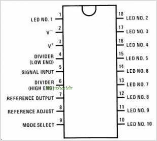 Ic Lm 3914 Design Note Mohan S Electronics Blog
