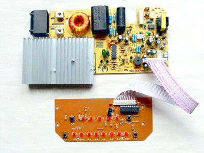 Induction Cooker Circuit Board on Induction Cooker Circuit Diagram
