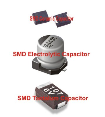 SMD Capacitors – Mohan's electronics blog