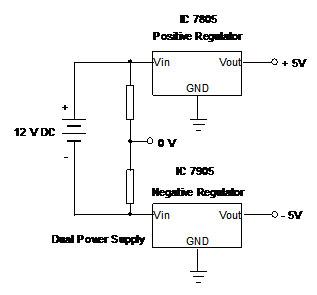 Digital Dc Meter Panel