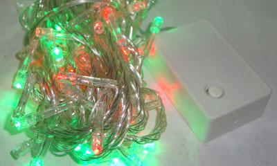 STRING LED electronics hobby