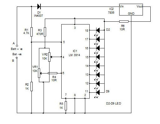 battery level meter  u2013 mohan u0026 39 s electronics blog