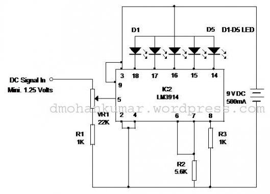 design your circuit part i  u2013 display driver