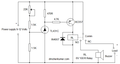 Tl431 Shunt Regulator Switch Design Trick 4 on variable voltage regulator circuit diagram