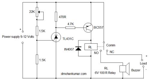 tl431 shunt regulator switch  design trick 4