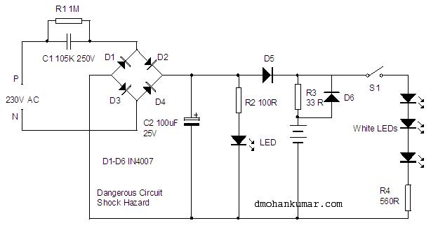 Dc Light Wiring Diagram | Wiring Diagram on