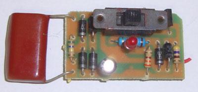 AC-DC Emergency Lamp. Utility Gadgets.11 | electronics hobby