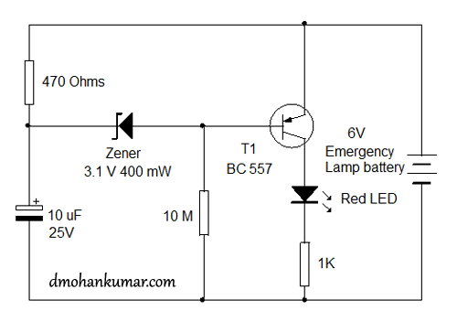 low battery indicator  beginner u2019s trial 10  u2013 mohan u0026 39 s electronics blog
