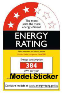 Energy Sticker