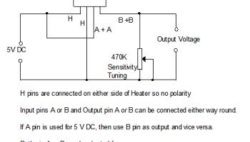 Gas Leakage Alarm Using Mq 6 Sensor Sensor Circuit 14 Mohan S