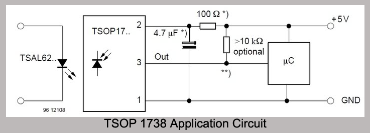 TSOP-1738-application-circu