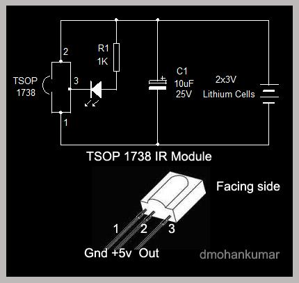 TSOP-1738-CIRCUIT1