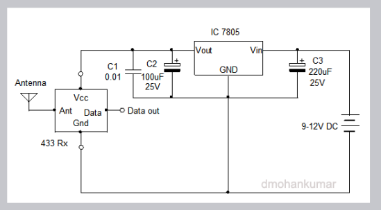 433-MHz-Receiver