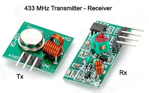 How to remove noise from 433 MHz receiver  Design Note 13 – Mohan's