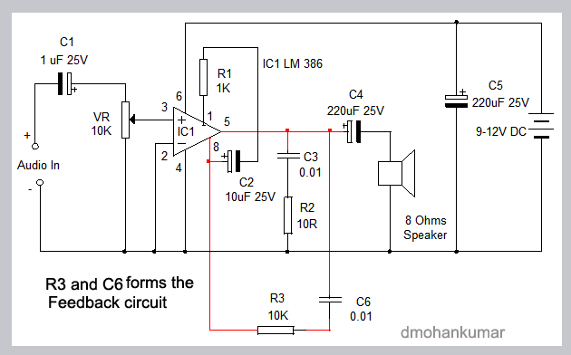HISS-FREE-LM-386-AMPLIFIER.