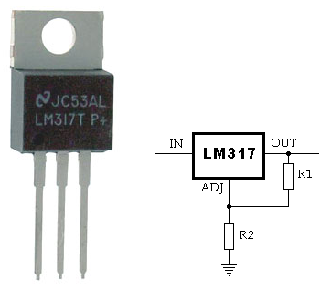 LM317-T