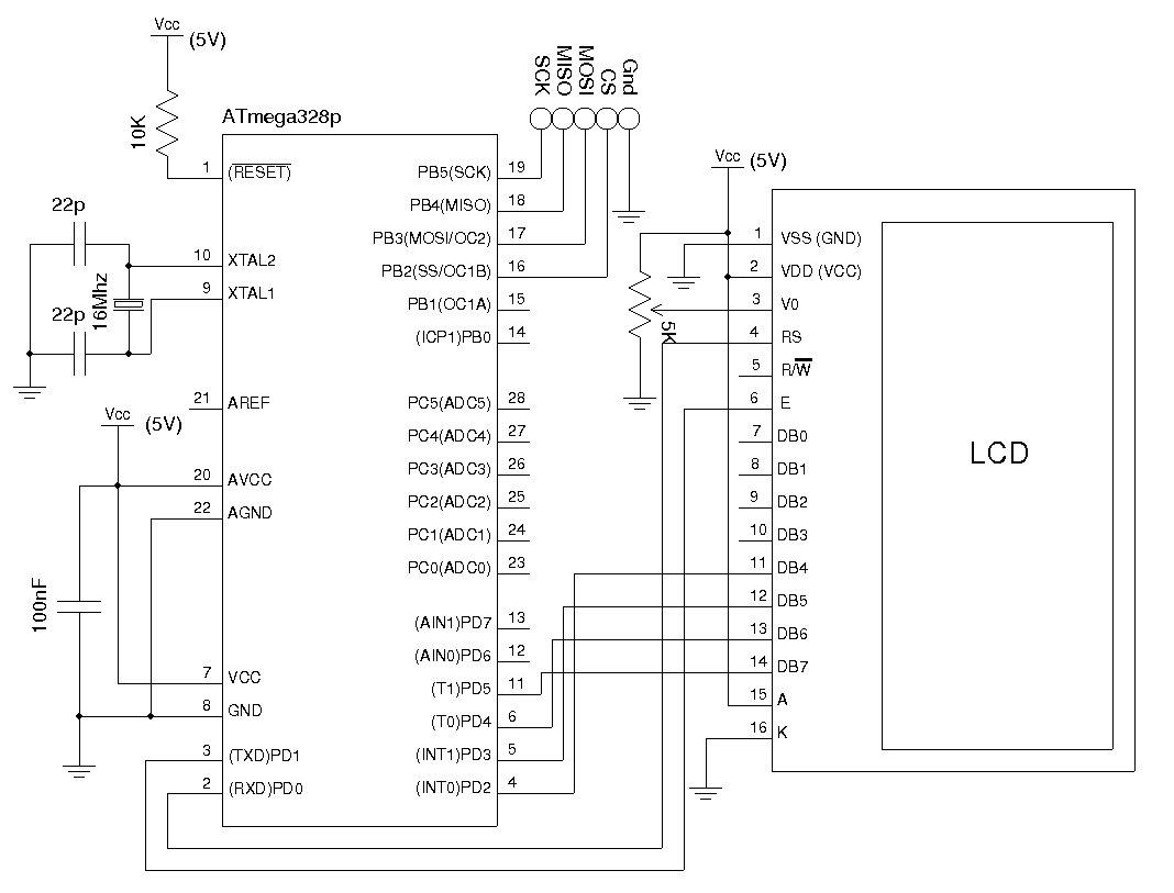 Mohans Electronics Blog 6 10w Audio Amplifier With Ic Tda2002 Circuit Diagram Dmohankumaratmeg328 Microcontrolleratmega 328 Pinsmcu