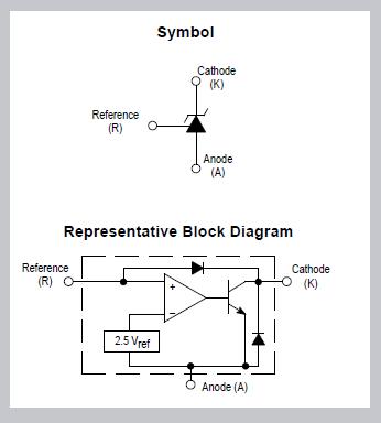 TL431-Symbol-and-Internal