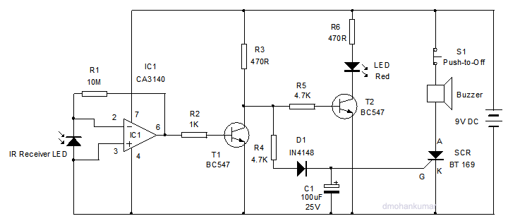 IR-RECEIVER-CIRCUIT-2