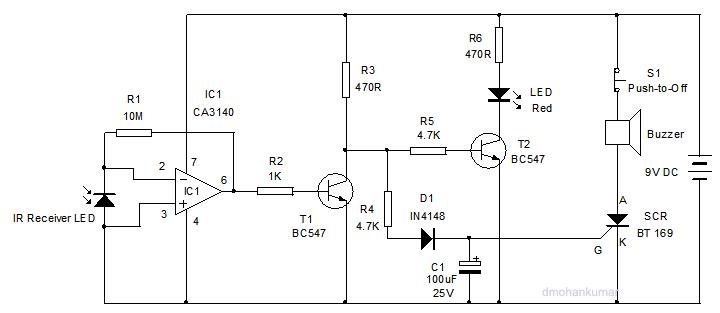 IR-RECEIVER-CIRCUIT-2