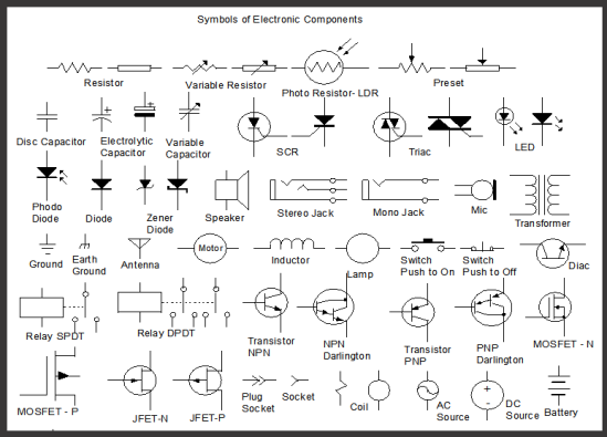 Led circuits diagrams free engine image for