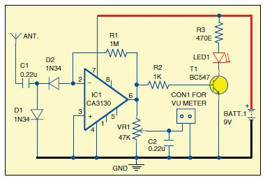 IC CA3130 – Mohan's electronics blog
