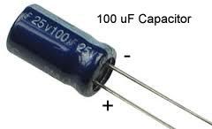 100-uF-Capacitor
