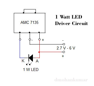 led driver circuit design pdf
