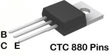 CTC-880-Pins