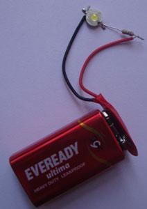 测试-1-W-LED