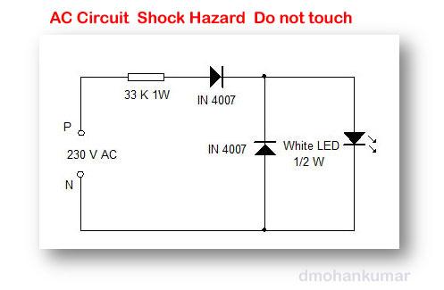 AC POWERED LED