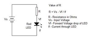 LED-RESISTOR