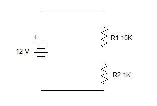 系列电阻器