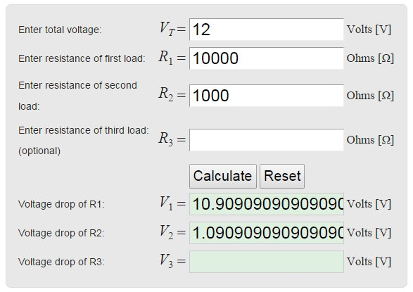 Voltage-drop-calculator