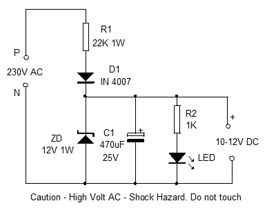 simple ac dc converter simple design 16 mohan s electronics blog rh dmohankumar wordpress com