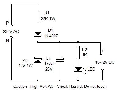 simple ac dc converter simple design 16 \u2013 mohan\u0027s electronics blog Pure Sine Wave Inverter Circuit Diagram ac dc converter