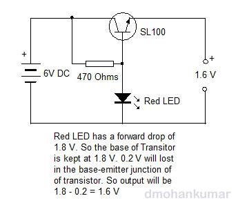 LED-as-PSU