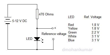 LED-AS-ZENER