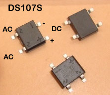 SMD-BRIDGE-RECTIFIER