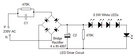 7w Led Driver Circuit Diagram | #1 Wiring Diagram Source