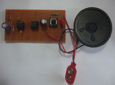 PANIC-BUTTON-CIRCUIT