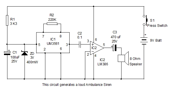 colorful panic alarm circuit component electrical circuit diagram rh suaiphone org Electrical Circuit Diagrams Doorbell Circuit Diagram
