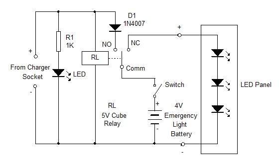 emergency lighting relay wiring diagram expert schematics diagram rh atcobennettrecoveries com Rr9 Relay Wiring Diagram Lighting Relay 277 Volts