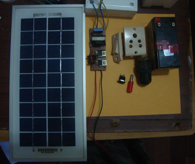Portable solar generator start up project 16 electronics hobby see the connection diagram below portable solar generator block diagram asfbconference2016 Choice Image