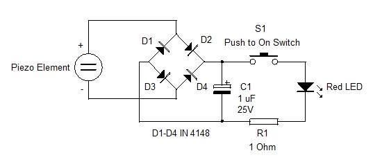 Piezoelectric Circuit Diagram Auto Electrical Wiring Diagram