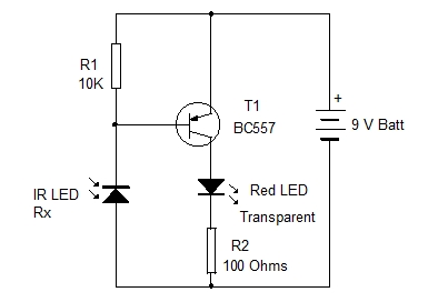REMOTE TESTER CIRCUIT