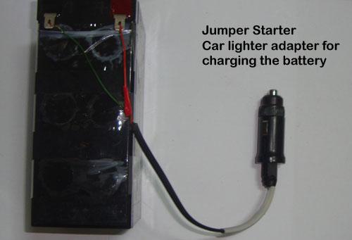 Car Jump Starter  Start Up Project 31  U2013 Mohan U0026 39 S