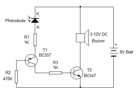 flame sensor start up project 30 electronics hobby flame sensor circuit