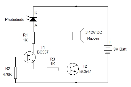 fire sensor ckt diagram wiring diagram rh gregmadison co Flame Detector Diagram Flame Detector Diagram